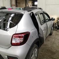 Тонировка Renault Sandero