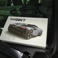 Установка иммобилайзера PANDECT